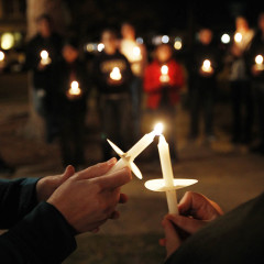 Paul & Kathie Scott – Candlelight Vigil