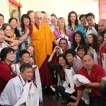 Daniel and Dalai Lama