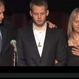 Ceremony to Celebrate Daniel Sep 2013